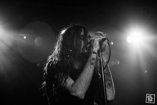 January 28th, 2015 // Pianos Become The Teeth at Rescue Rooms, Nottingham // Shot by Jennifer McCord