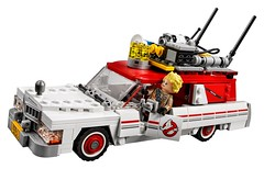 LEGO Ghostbusters 75828 - Ecto-1 & Ecto-2 (THE BRICK TIME Team) Tags: brick lego ghostbusters