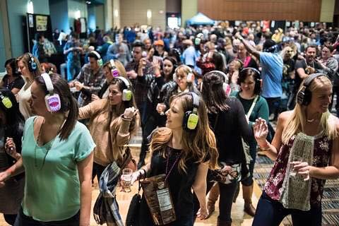 """Silent Storm powers The World Beer Fest silent disco once again in 2016 featuring DJ V • <a style=""""font-size:0.8em;"""" href=""""http://www.flickr.com/photos/33177077@N02/24509045011/"""" target=""""_blank"""">View on Flickr</a>"""