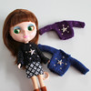 Rock Star Jumpers (EssHaych) Tags: doll rockstar sweaters top blythe knitted jumpers blythedoll blytheclothes erikosemporium