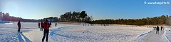 Panorama, Ice skating, Henschotermeer, Netherlands - 434 (HereIsTom) Tags: webshots travel europe netherlands holland dutch view nederland views you sony cybershot hx9v nature sun tourists cycle vakantie fietsvakantie cycling holiday bike bicycle fietsen meer winter woudenberg henschotermeer lake snow water ijs 2012 ijspret schaatsen iceskating zon sneeuw skating natuurijs skate natuur february henschoten treek pano panorama landscape maarn