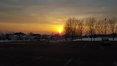 Sunset (denebola2025) Tags: winter sunset sun landscape evening utah cityscape view dusk north ogden pleasant