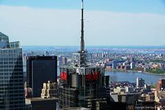H&M New York (DirkVandeVelde on and off) Tags: city newyorkcity newyork tower skyline architecture outdoor manhattan american hm amerika stad torengebouw noordamerika
