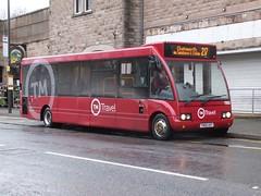 TM Travel 1180 Matlock (Guy Arab UF) Tags: travel bus buses derbyshire group solo tm matlock 1180 optare wellglade m920 wellgladegroup yn56ahy