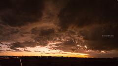 Atardecer de un ocaso crepuscular (Alexis Retamal!) Tags: rain atardecer lluvia nubes tormenta crepusculo ocaso