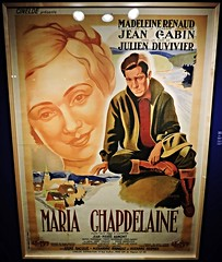 Maria Chapdelaine (Will S.) Tags: ontario canada art gallery artgallery canadian movieposter trunks emilycarr mypics kleinburg aboriginalart canadiana groupofseven tomthomson mcmichael mcmichaelcanadianartcollection mcmichaelgallery