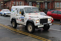 2011 Land Rover (DaveWilcock) Tags: west army team wolf rally north rover stages land forces fleetwood armed legendfiresnorthweststagesrally2016
