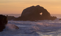 Heart of the ocean (San Diego Shooter) Tags: sanfrancisco california sunset love rock landscape cool heart valentines uncool cool2 sanfranciscosunset cool3 cool4 valentinessunset romanticsunset uncool2 uncool8 uncool3 uncool4 uncool5 uncool6 uncool7 sutrobathsunset heartrocksanfrancisco