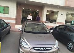 Hyundai - Accent - 2013  (saudi-top-cars) Tags: