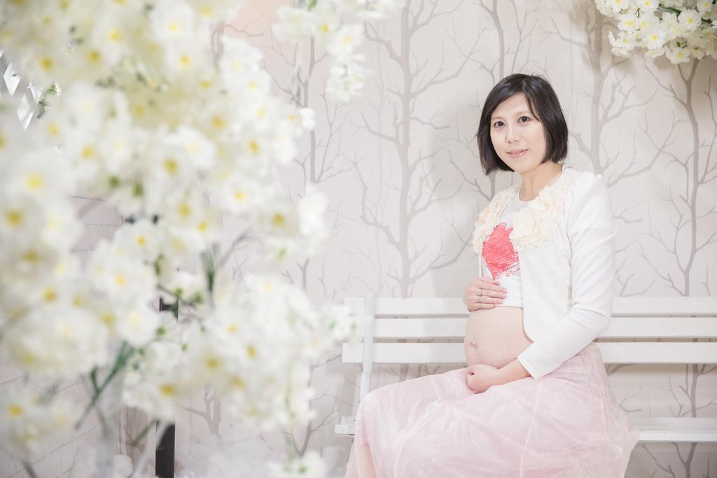 孕婦寫真,孕婦攝影,蘿絲可可,孕婦棚拍,Doris005