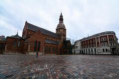 the cathedral at day (.) Tags: architecture nikon latvia tokina riga lettland latvija d7100 1116mm