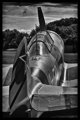 Let C-11 (Yak-11) - 5 (mod) (NickJ 1972) Tags: wings aviation wheels collection airshow shuttleworth let 52 c11 2015 yakovlev yak11 oldwarden gbtze