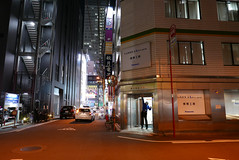 P1020018.jpg (Ryosuke Yagi) Tags: building night buildings tokyo town view shot nightshot scene electronics  akihabara nightscene nightview electronic   electronictown