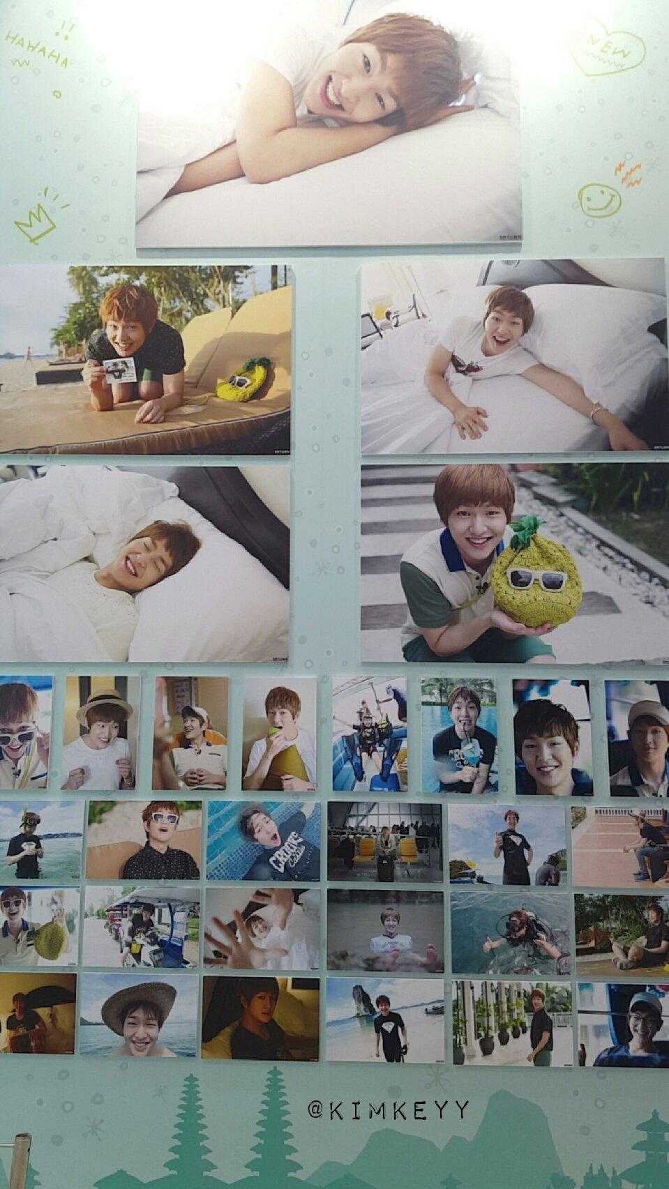 SHINee @ SHINee Surprise Vacation Exhibition 24943225709_525a4fd186_o