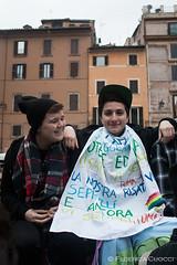 svegliatItalia (federica.cuocci) Tags: people italy rome love pantheon humanrights changeorg lovewillsavetheworld partecivile svegliatitalia