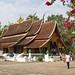 Wat Xieng Thong (Monastery of the Golden City), Luang Prabang, Laos