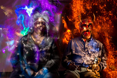 Angel/Devil _DSC4897.jpg (seeingwithphotography) Tags: lightpainting angel colorful blind dream devil nightmare psychological blindphotographer swpc