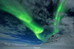 No Urbex Islande (UrbexGround) Tags: green landscape lights iceland aurora paysage borealis islande nothern aurores boréales