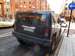 Hummer (Jusotil_1943) Tags: cars hummer coches seales trafico flecha 20022013