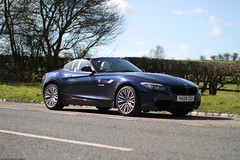 Zed in the sun (Tom Gooderham Photography) Tags: car canon 50mm convertible german 7d bmw z4 35i