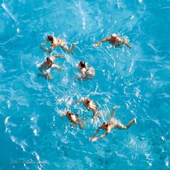 2010 - Capri - Italie - baigneurs (Damien Comte) Tags: italy capri napoli naples italie swiming baignade