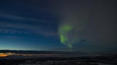 Aurora borealis (KnutHSolberg) Tags: norge vinter europa russia natur forsvaret auroraborealis finnmark sted gsv srvaranger stfinnmark rstid korpfjell murmanskayaoblast bildestil