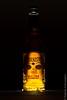 Bier beleuchtet (patrickschneiders) Tags: party beer canon bier rum blitz flasche dunkel flavoured beleuchtet entfesselt eos1200d cubanisto