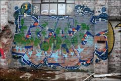 Heat (Alex Ellison) Tags: urban abandoned its graffiti boobs heat graff derelict hackneywick urbex heato heatoh