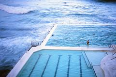 Bondi Icebergs Pools (Robert Ogilvie) Tags: bondi contaxt bondiicebergs fujivelvia100