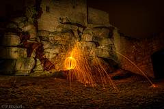 "Lightpainting - Burg Flossenbürg • <a style=""font-size:0.8em;"" href=""http://www.flickr.com/photos/58574596@N06/25690579871/"" target=""_blank"">View on Flickr</a>"