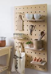 Yeshen Venema Photography (july.hmtn) Tags: london home kitchen interiors storage accessories plywood pegboard kreisdesign