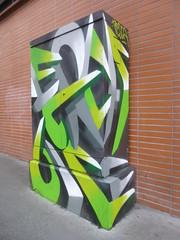 Pesca (t 2015) (Archi & Philou) Tags: streetart pesca paris13 botefeux