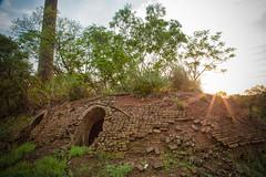 GTJ-2016-0419-10 (goteamjosh) Tags: brick abandoned hsinchu taiwan urbanexploration  kiln  taoyuan   guanxi longtan brickkiln    hoffmannkiln