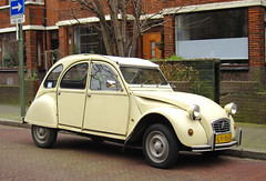 1985 Citroën 2CV 6 Spécial (rvandermaar) Tags: 1985 citroën 2cv 6 spécial citroën2cv6spécial citroën2cv6 citroën2cv citroen2cv citroen sidecode4 ly86lv rvdm