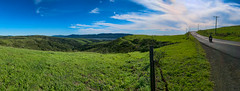 Marin (illuminaut) Tags: california panorama nature bike rural ride marin scenic motorbike pasture lush