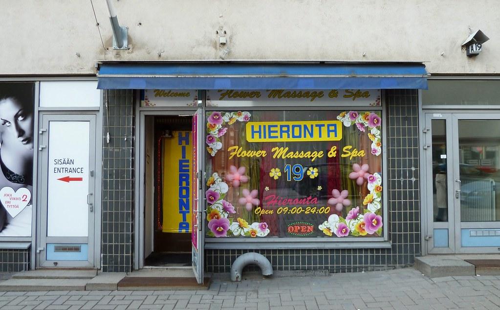 thai hierontaa turku thai massage helsinki finland