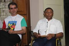 Frei Bernardo Brandão e Dom João Muniz 209 (vandevoern) Tags: brasil para xingu maranhão altamira bispo franciscano bacabal vandevoern