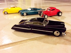 The Fantastic Four (-SOLO--) Tags: hotwheels boydcoddington cadzilla smoothster chezoom vernlucecoup