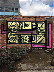 Goodchild (Alex Ellison) Tags: urban streetart art abandoned graffiti boobs graff derelict goodchild eastlondon urbex