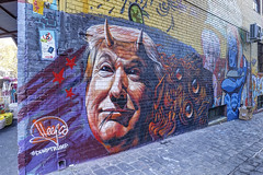 Heesco Lovelands 2016-04-24 (6D_1539-41) (ajhaysom) Tags: streetart graffiti australia melbourne blender lovelands canon1635l heesco canoneos6d dumptrump