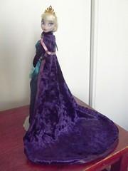 OOAK Frozen - Elsa Coronation (Syeoria) Tags: anna frozen store doll ooak disney elsa