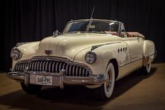 1949 Buick Roadmaster Convertible (johnrhurst1) Tags: man rain buick convertible 1949 roadmaster