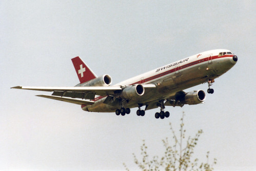 Swissair McDonnell Douglas DC-