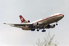 Swissair McDonnell Douglas DC-10-30 HB
