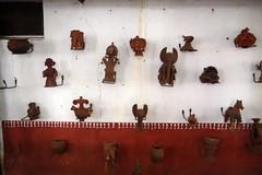 Tribal museum in Keraput, Odisha (sensaos) Tags: asia india orissa odisha travel sensaos 2013 tribal culture cultural museum keraput interior