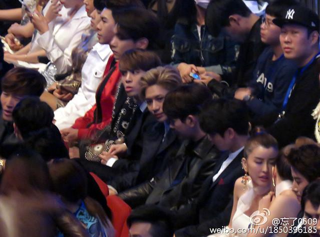 160329 SHINee @ 2016 KU Asia Music Awards' 26167530836_2a792d38b7_z