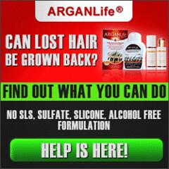 Losing Your Hair Loss (ArganLife Professional Hair Care Products) Tags: loss hair shampoo buy product arganlife
