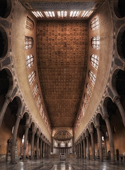 Santa Sabina church, Rome. (Massimo Cuomo Photography) Tags: santa italy rome roma church architecture photography basilica tripod chiesa sabina massimo cuomo vertorama