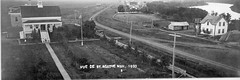 St. Agathe, 1920 (vintage.winnipeg) Tags: canada history vintage historic manitoba stagathe ruralmanitoba