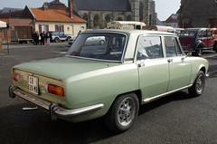 ALFA ROMEO 1750 Berline (xavnco2) Tags: france green classic cars club sedan automobile meeting 1750 autos saloon alfaromeo berline verte picardie somme 2016 vrp raduno berlina rassemblement harbonnires